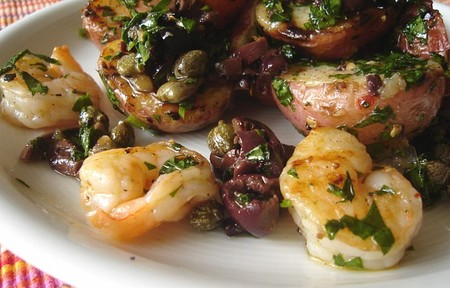 Grilled_potato_salad_mit_shrimp