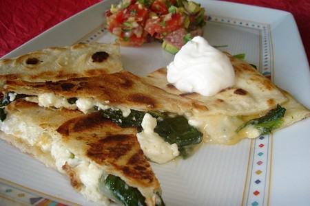 Spinat_quesadilla